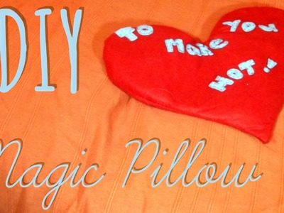 DIY | MAGIC PILLOW ❤ Last Minute Valentine's Day Gift