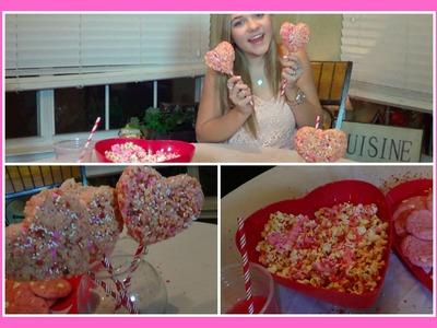 DIY: Valentines Day Treats!