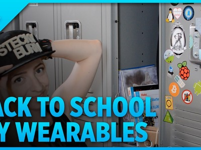 DIY Wearables for Back to School