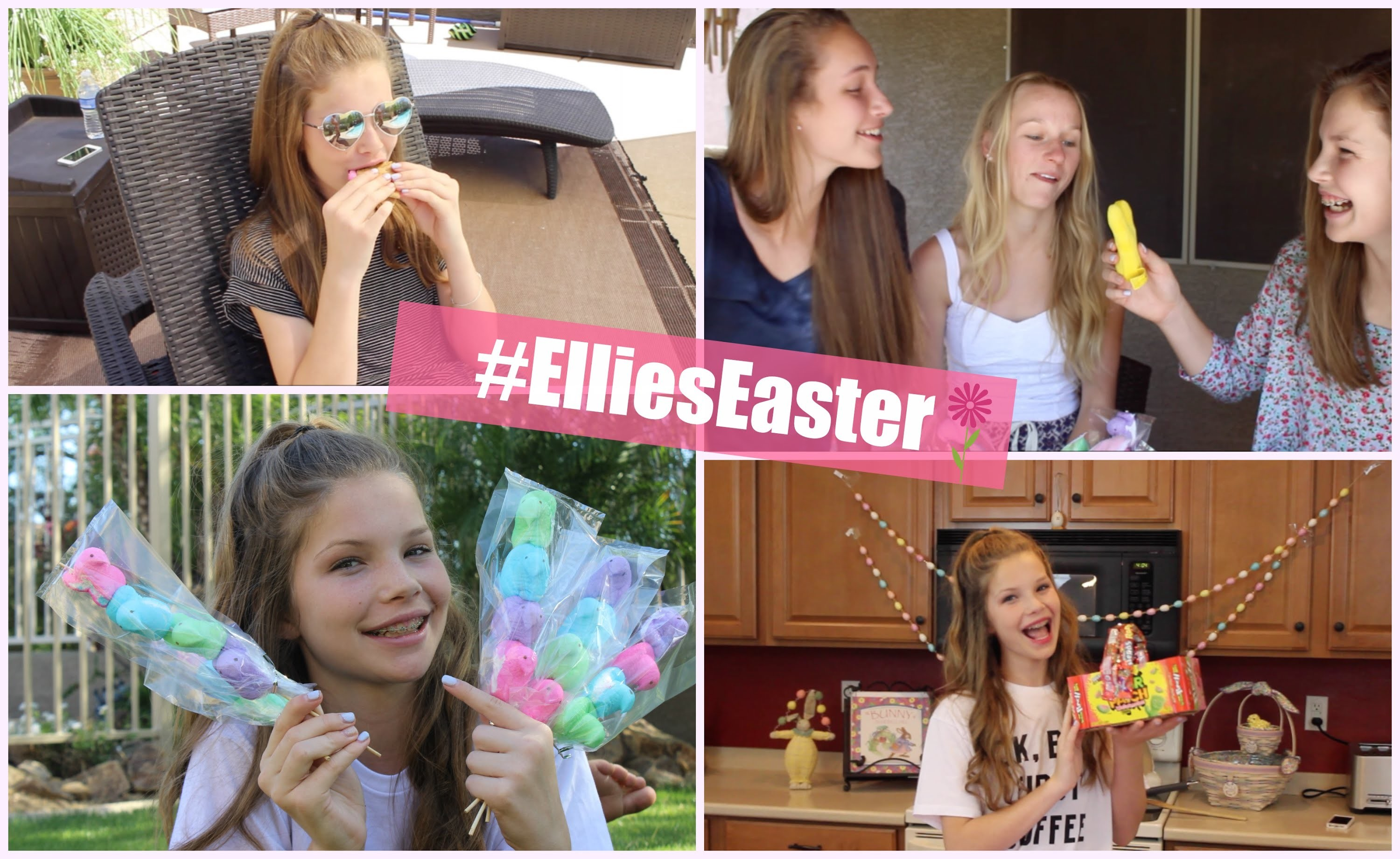 Easter DIY Gifts, Treats, and Outfit Ideas!