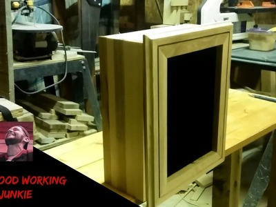 How to make a shadow box. a great diy woodworking project