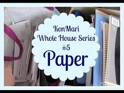 KonMari Complete Series #5 Paper