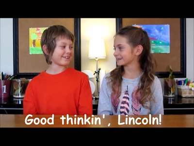 Learning History for Kids | Abraham Lincoln | DIY Arts And Crafts