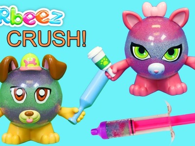 Orbeez Crush Playset DIY Grow & Make Your Own Orbeez Crushkins Puppy and Kitty Pets!