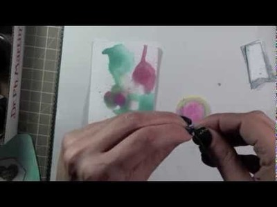 Project life Tips and Tricks #2- DIY PL CARDS & India Ink