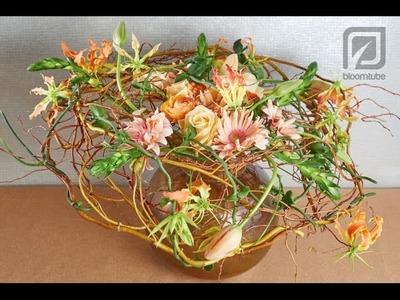 Bloomtube Floral Inspiration How to make DIY