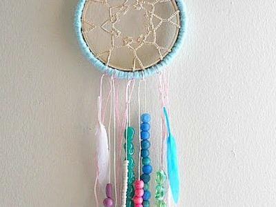 Create a Beautiful Handmade Dreamcatcher - DIY Home - Guidecentral