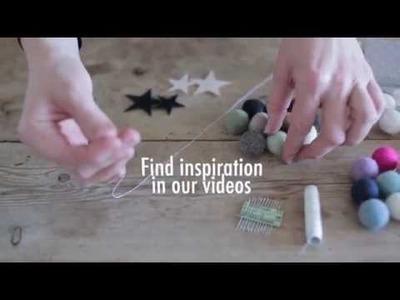 Creative DIY inspiration for creative people