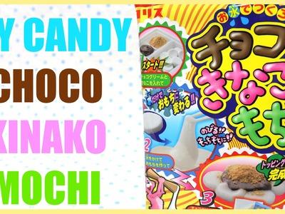 DIY CANDY! CHOCO KINAKO MOCHI!