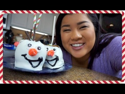 DIY HOLIDAY TREATS!! Vlogmas 19 & 20!