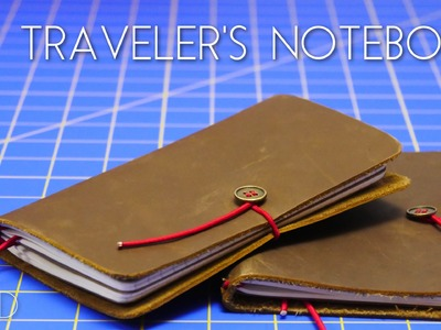 DIY Traveler's Notebook – Mini MOD Monday