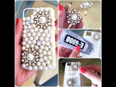 Easy,Creative and Inexpensive DIY Iphone Case Ideas