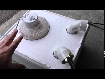 Homemade Air Conditioner DIY - Quick Cheap and Easy to Make!