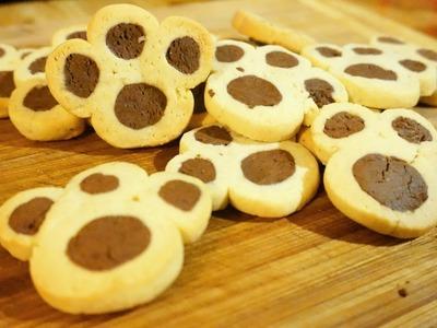Make Cute Bear Footprint Cookies - DIY Food & Drinks - Guidecentral
