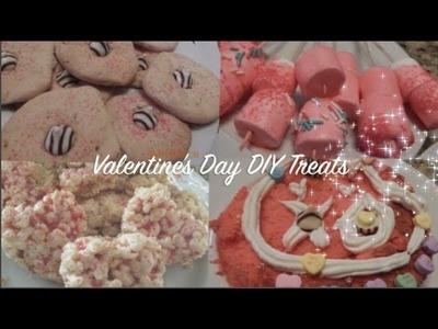 ♡ Valentine's Day DIY Treats ♡