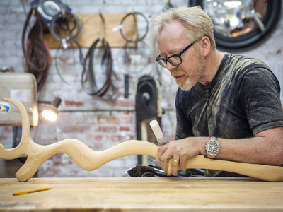 Adam Savage's One Day Builds: Barbarella's Space Rifle
