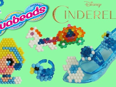 Aquabeads Disney Princess Cinderella Set | DIY Cinderella and More!