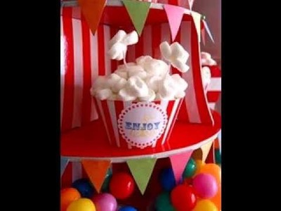 Cool circus theme party ideas