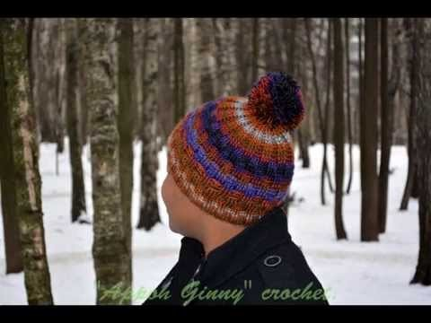 # crochet beanie.hat