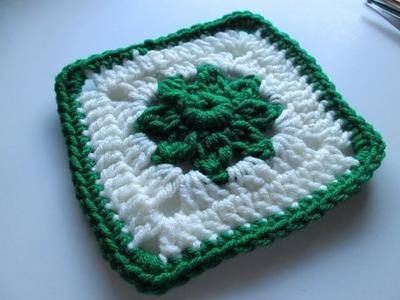 Crochet Patterns - Granny Square - Round Center - Vol 2