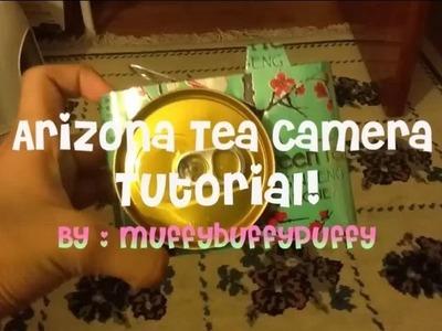 DIY Arizona Tea Camera!