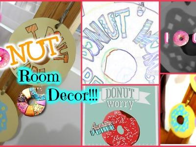 DIY Donut Room Decor!!!