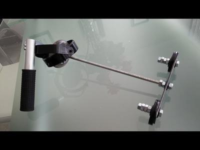 DIY GoPro gimbal and stabiliser