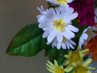 Flower making tutorial - daizy