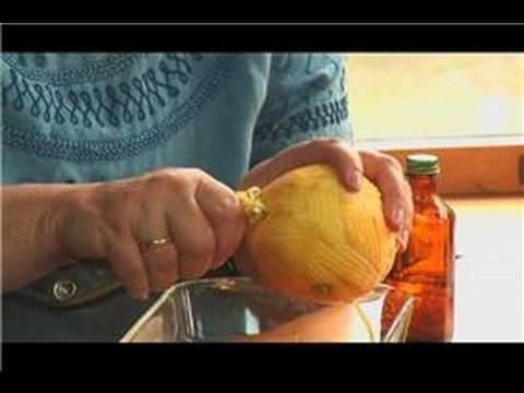 Fragrance & Oils : How to Make Grapefruit Oil