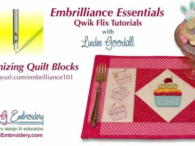 How to Combine & Customize Embroidery Designs in Embrilliance Essentials