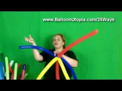 How To Make a Balloon Wizard Hat