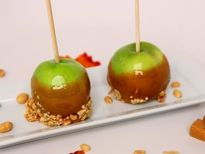 How to Make Caramel Apples - Laura Vitale - Laura in the Kitchen Episode 472