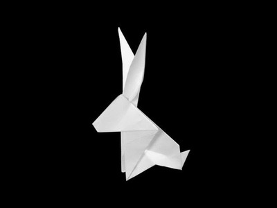 How to make: Origami Rabbit