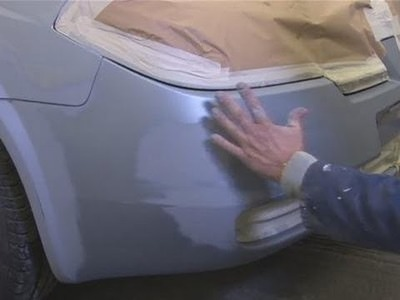 How To Paint Your Cars Bumper