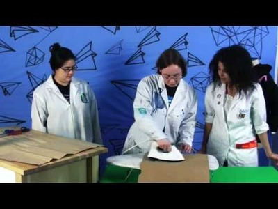 How Tuesday: Snowflake Gift Wrap With The NewNew Team