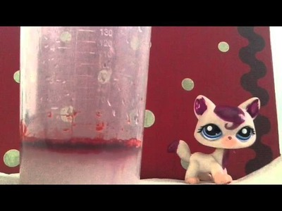Lps: DIY How To Make Fake Blood!