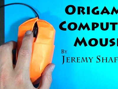 Origami Computer Mouse