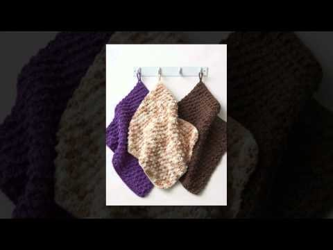 Pattern for entrelac crochet