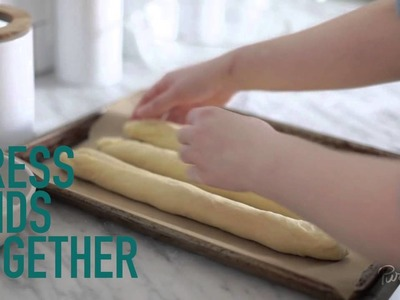PureWow Presents: How to Braid Bread