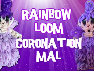 Rainbow Loom Disney Descendants Mal Tutorial