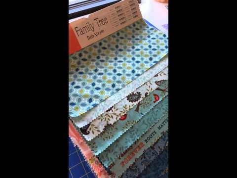 Scrap fabric to use in small projects, paper piecing, scrappy quilts & bags
