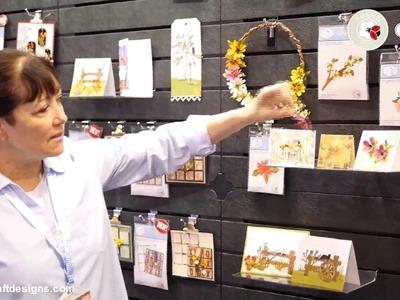Susan's Garden by Susan Tierney-Cockburn for Elizabeth Craft Designs