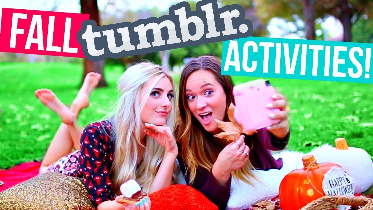 Tumblr Inspired Fall Ideas & Activities! | Aspyn Ovard
