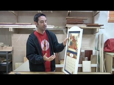 162 - How to Build a Calendar Frame (Part 1 of 2)