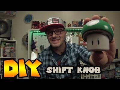 DIY | How to make a custom shift knob