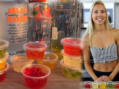 Gummy Bear Party Cups - Tipsy Bartender