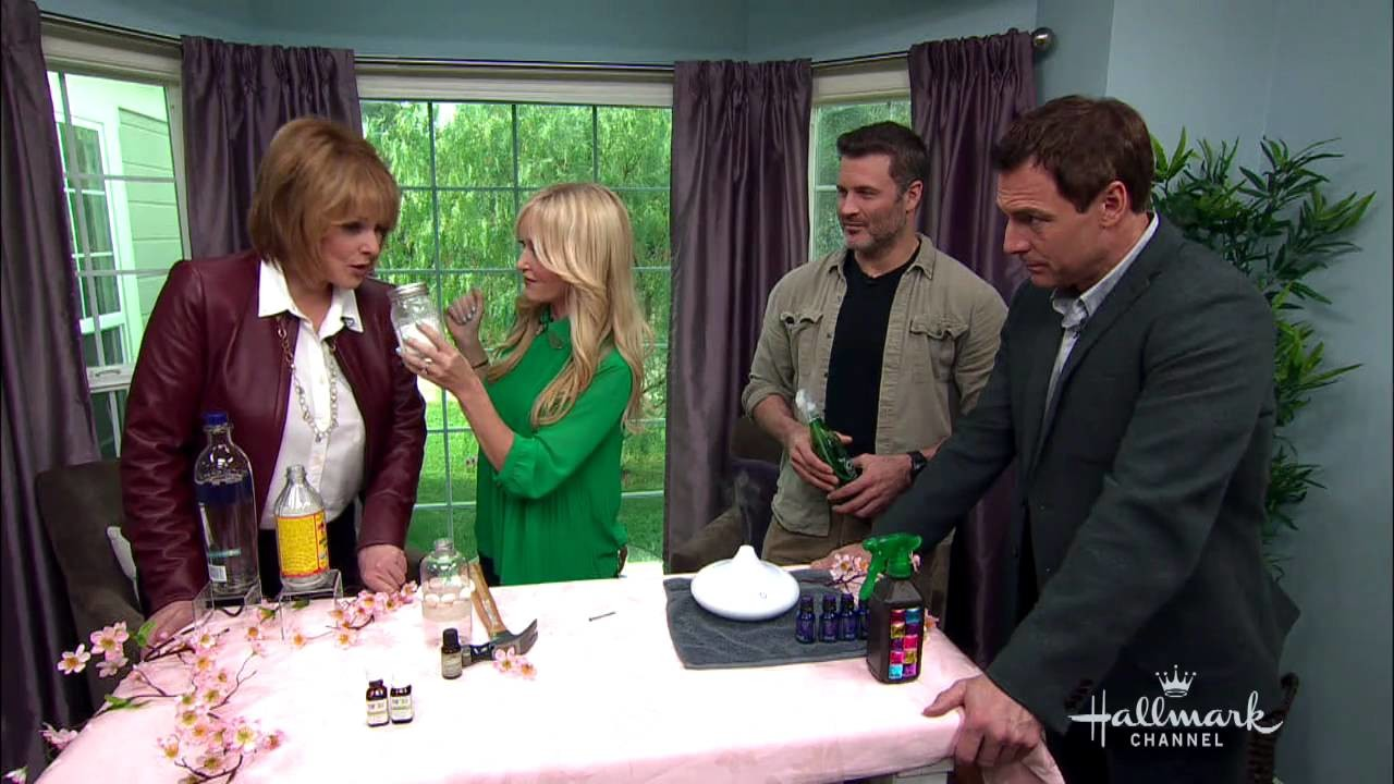 Hallmark Channel Home & Family 2090   Sophie Uliano's DIY Air Fresheners