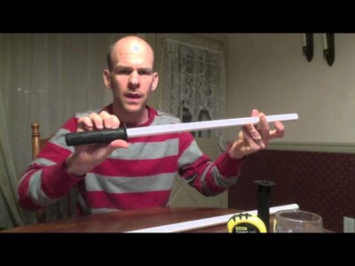 How To Make A Stick Muscle Massager In 5 Minutes For Under $10