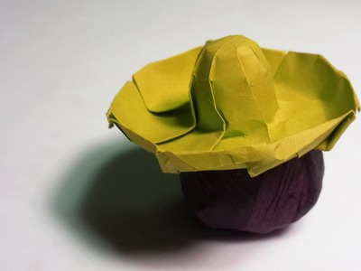 How to make an origami Sombrero (Henry Phạm)