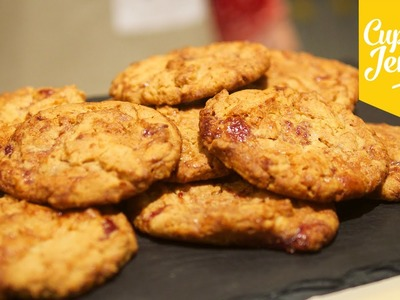 How to make PB&J Cookies | Cupcake Jemma